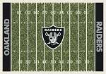 NFL HomeField 01069 Oakland Raiders