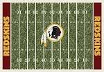 NFL HomeField 01096 Washington Redskins