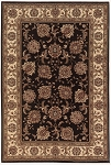 Ariana 117D Black Area Rug by Oriental Weavers