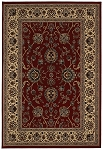 Ariana 130/8 Red Area Rug by Oriental Weavers