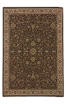 Ariana 172D Dark Brown Area Rug by Oriental Weavers