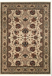 Ariana 431 O Ivory Area Rug by Oriental Weavers