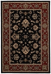 Ariana 623M Black Area Rug by Oriental Weavers