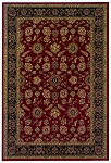 Ariana 271C Red Area Rug by Oriental Weavers