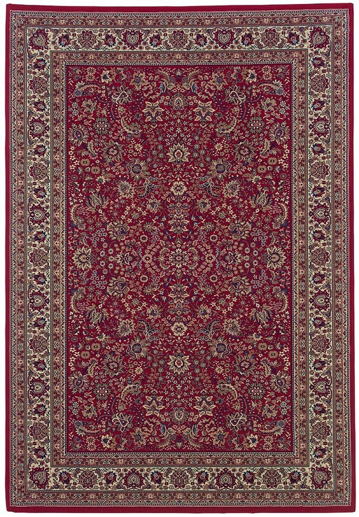 Ariana 113R Red Area Rug by Oriental Weavers