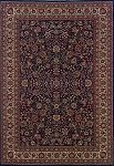 Ariana 113B Navy Area Rug by Oriental Weavers
