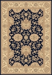 Legacy 58019-530 Navy Area Rug by Dynamic Rugs
