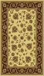Legacy 58020-160 Creme/Brown Area Rug by Dynamic Rugs