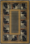 United Weavers Designer Genesis - Hautman Bear Family 532 40075 Area Rug