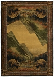 United Weavers Designer Genesis - Hautman Grizzly Mountain 532 54043 Area Rug