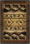United Weavers Designer Genesis - Hautman Grizzly Pines 532 54217 Area Rug