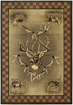 United Weavers Designer Genesis - Marshfield White Tail Ridge 533 11120 Area Rug