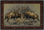 United Weavers Designer Genesis - Buckwear Fight For Dominance 534 46990 Area Rug