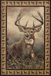 United Weavers Designer Genesis - Majestic White Tail 535 49317 Area Rug
