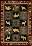 United Weavers Genesis Dakota Natural 530 41917 Area Rug