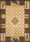 United Weavers Genesis Classic Open Natural 530 43517 Area Rug