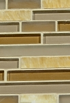 Honey Onyx / Glass Blend Wall Tile 12