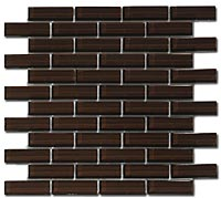 C052 Crystile Chocolate Mosaic Tile