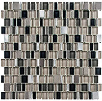 EF615 Enchanted Flavors Tuscan Syrup Mosaic Tile