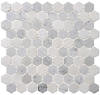EHEX153 Excalibur Timber Wolf Mosaic Tile