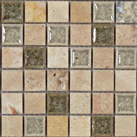 TS903 Tranquil Olive Grove Mosaic Tile