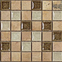 TS911 Tranquil Grecian Sage Mosaic Tile
