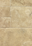 Savra Travertine Ivory Pattern Tile