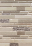Everest Interlocking Mosaic Tile - 12