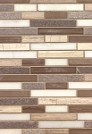 Artic Storm Interlocking Mosaic Tile - 12