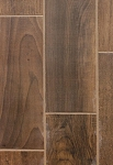 Emblem Brown Wood 7 x 20 Ceramic Floor Tile