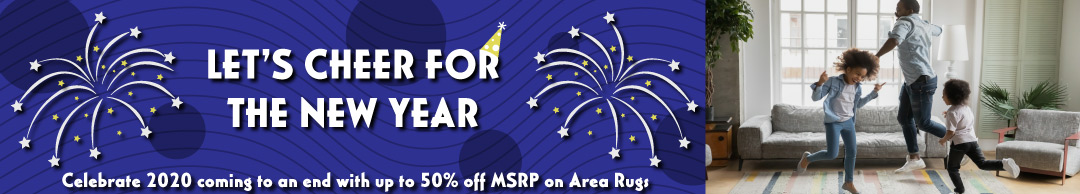 New Year Area Rug Sale