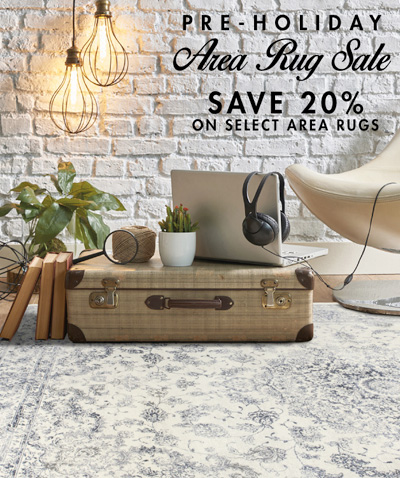 Columbus Day Area Rug Sale