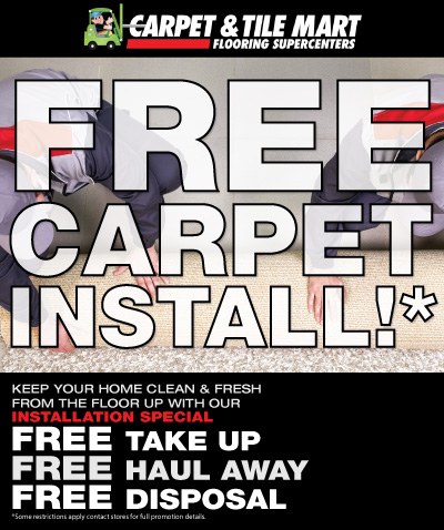 Free Installation Offer