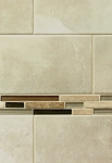 Pulpis Ivory Ceramic Wall Tile 6