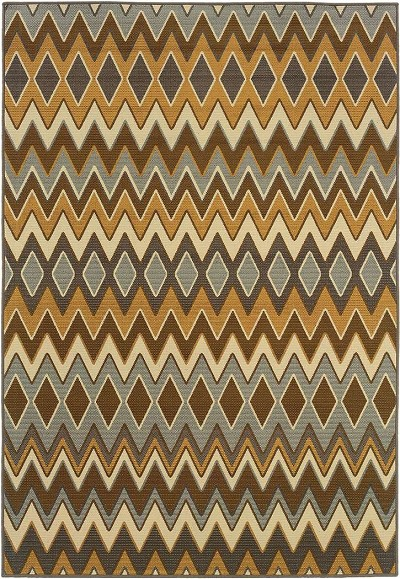 Bali 1732 D  Indoor-Outdoor Area Rug by Oriental Weavers