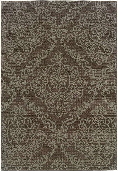 Bali 8424 P  Indoor-Outdoor Area Rug by Oriental Weavers