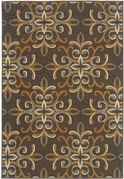 Bali 8990 H  Indoor-Outdoor Area Rug by Oriental Weavers