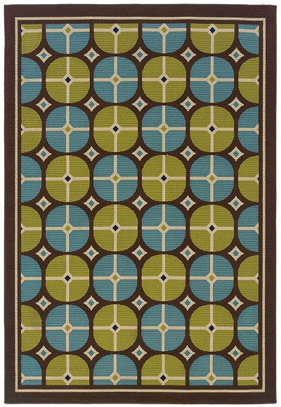 Caspian 1447 X  Indoor-Outdoor Area Rug by Oriental Weavers