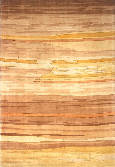 New Wave NW-13 Sand Momeni Area Rug