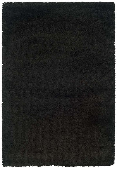 Loft 520K Black Area Rug by Oriental Weavers