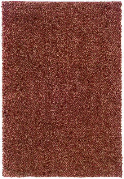 Loft 520O Red/Gold Area Rug by Oriental Weavers