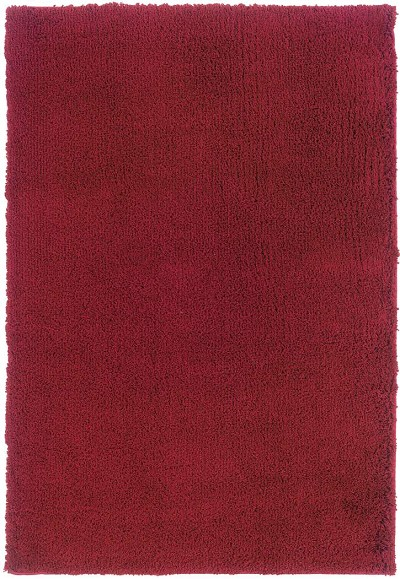 Loft 520R Red Area Rug by Oriental Weavers