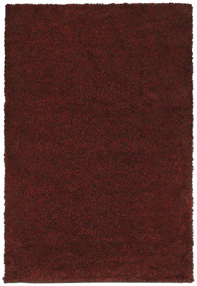 Loft 520V Red/Brown Area Rug by Oriental Weavers