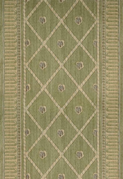 Ashton House A03R Ashton Court Kiwi  3' Foot Wide Hall and Stair Runner
