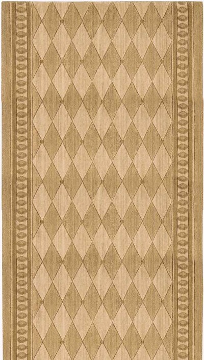Cosmopolitan C94R R45 Marquis Honey 3' Foot Wide Hall and Stair Runner