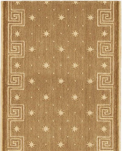 "Cosmopolitan C95R R58 Celestial Chesnut 2'6"" Wide Hall and Stair Runner"
