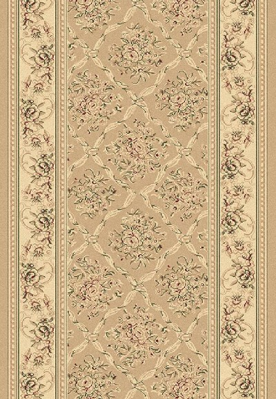 "Legacy 58018-060 Malt 2'7"" Wide Hall and Stair Runner"