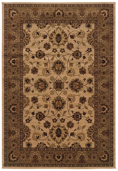 Oriental Weavers Cambridge 530w Traditional Area Rug
