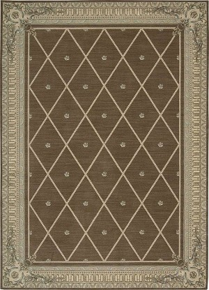 Ashton House AS03 Mink Area Rug by Nourison