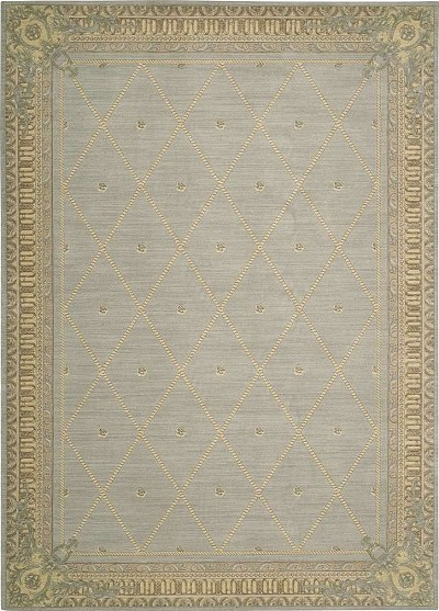 Ashton House AS03 Surf Area Rug by Nourison